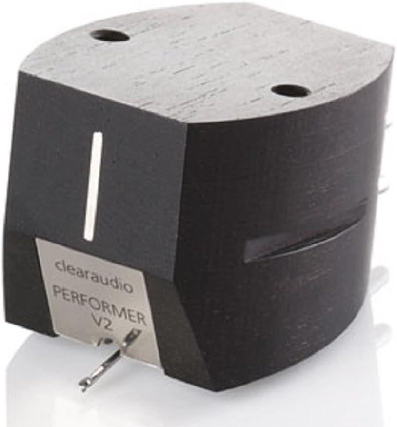 Clearaudio Performer V2 mm MM008 cabezal para tocadiscos: Amazon ...