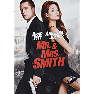 Mr. & Mrs. Smith (Widescreen Edition) (2015)