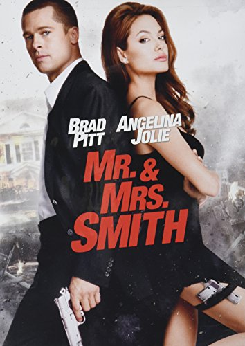 Mr. & Mrs. Smith (Widescreen Issue)