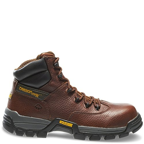 Wolverine Men's Guardian W02292 Waterproof Boot,Brown,11.5 XW US