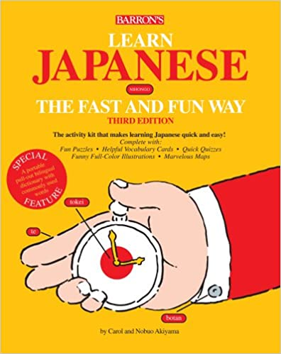 Book Learn Japanese the Fast and Fun Way: 3rd Edition (Fast & Fun Way)