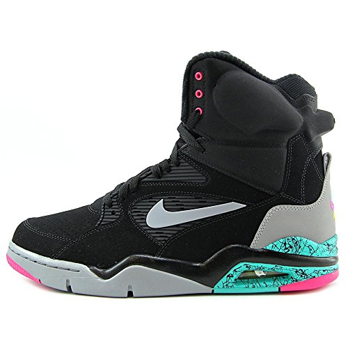 8315ec1a3aed0 NIKE Men's Air Command Force Black/Wlf Gry/Hypr Jd/Hypr Pnk - Import ...