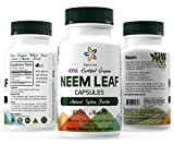 Cheap Certified Organic Neem Capsule. 100 Veg Easy Swallow Capsules. Naturally Supports Cleansing and Immune Support. Enhances overall health. 100% Natural and Raw Superfood Supplement. No GMO. Gluten Free.