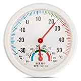 CARCHET® Hygrometer Humidity Thermometer Temp/Temperature Meter