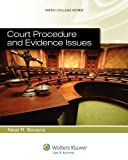 Court Procedure and Evidence Issues (Aspen College Series) by