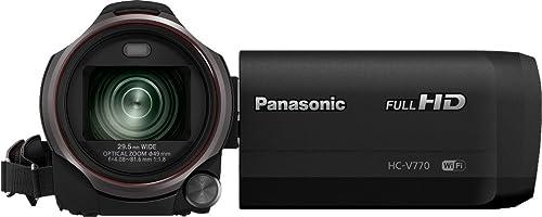Panasonic HC-V770EG-K – La Nostra Raccomandazione