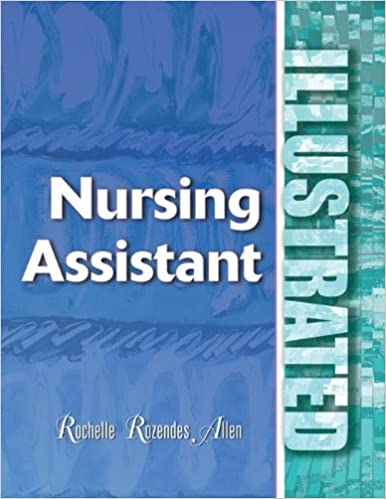 Nursing assistant illustrated spanish edition 9781401841355 nursing assistant illustrated spanish edition spanish 1st edition fandeluxe Choice Image