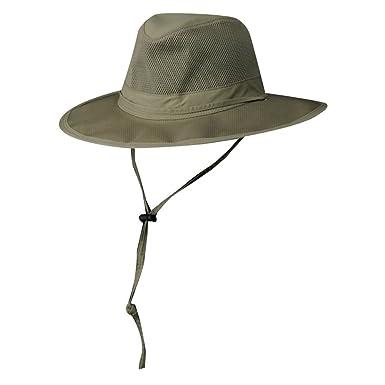 caf1c5c76d640 DPC Outdoor Design Women s Mesh Safari Hat
