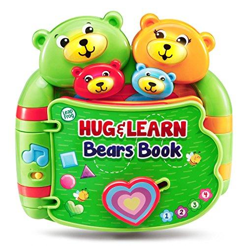 LeapFrog Hug and Learn Bears Book