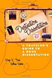 Destination Dissertation, Sonja Foss, William Waters, 0742554406