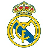 "Real Madrid C.f. Sticker Decal 7"" x 11"" Notebook, Bumper Sticker, Back Windows, Cars, Trucks, Laptops"