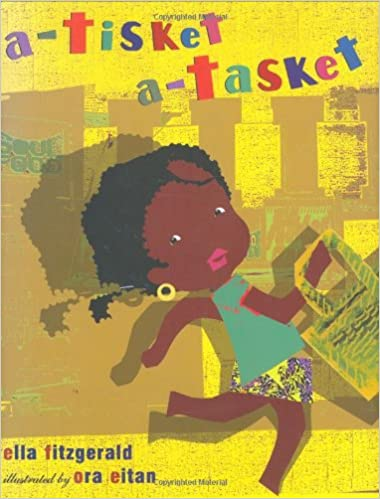 Tisket A Tasket With One Basket~Needlework Press