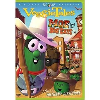 Amazon.com: VeggieTales: Moe and the Big Exit: Movies & TV