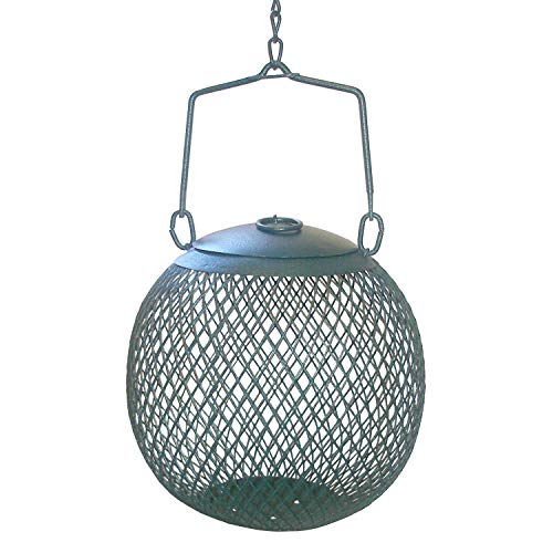 (Perky-Pet GSB00344 Green Seed Ball Wild Bird Feeder)