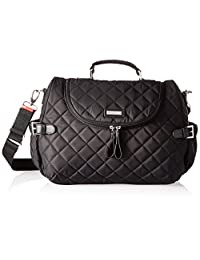 Storksak Poppy Tote Style Diaper Bag - Black