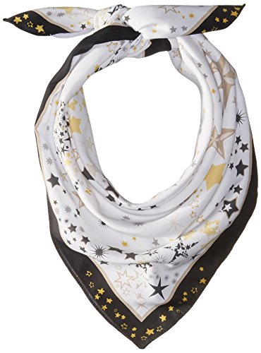 BCBGeneration Women's Starbust Square Scarf
