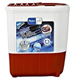 Whirlpool 6.2 kg Semi-Automatic Top Loading Washing Machine (ATOM62S, Ruby)