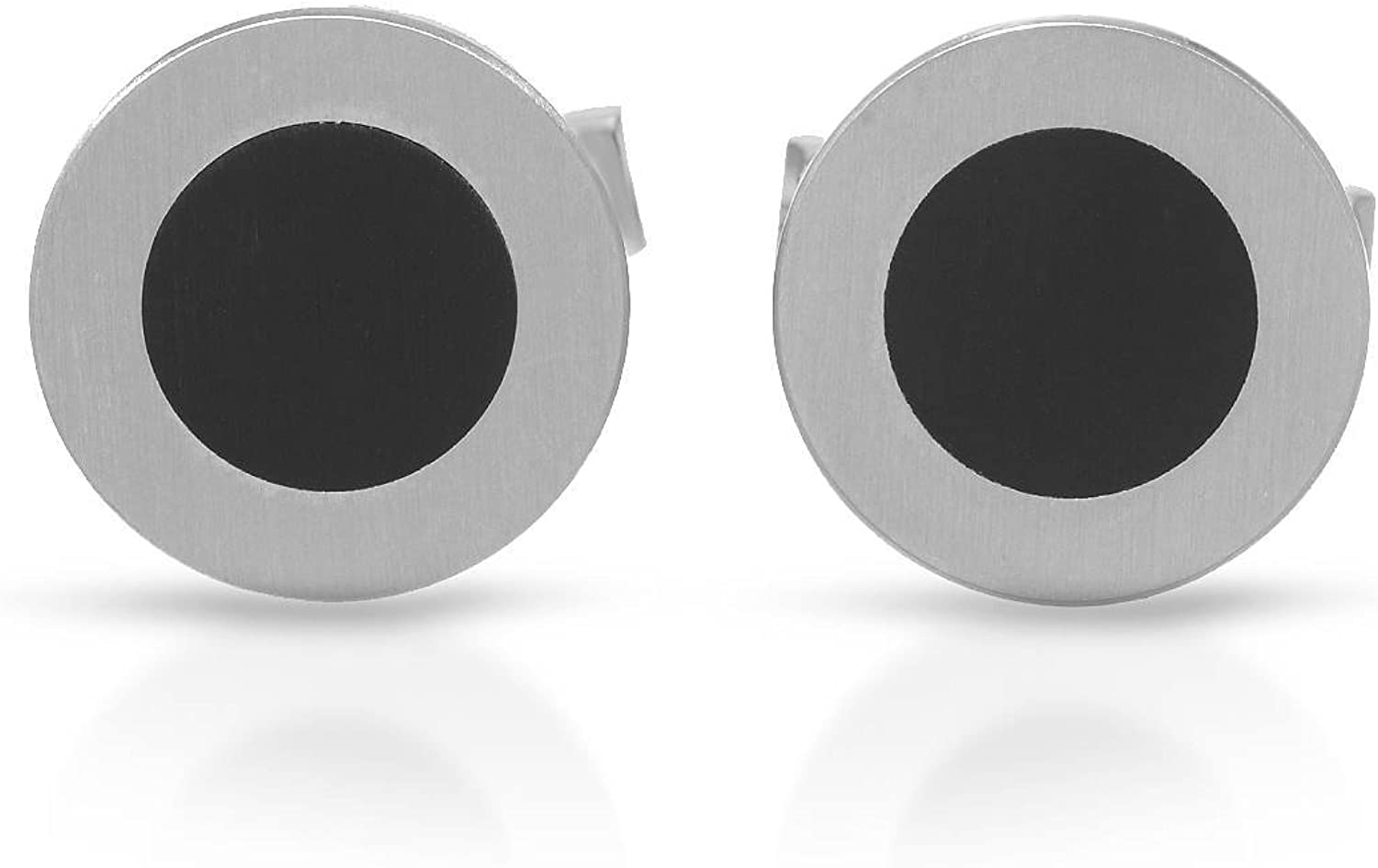TeNo Stainless Steel Cuff Links For Men.