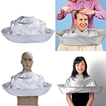 Barber Supplies - Barber Cape - Oster Fast Feed - Salon Cape - 1PC Adult Foldable Hair Cutting Cloak Umbrella Cape Salon Waterproof Barber for Salon Barber Special Hair Styling Accessory