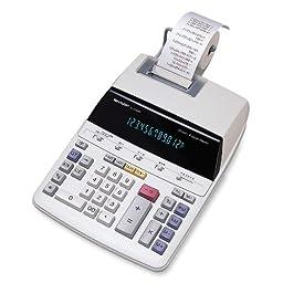 Sharp EL2192RII Standard Function Calculator