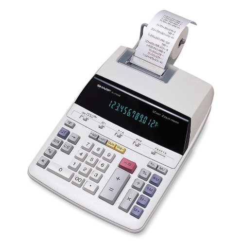 Sharp EL2192RII Standard Function Calculator