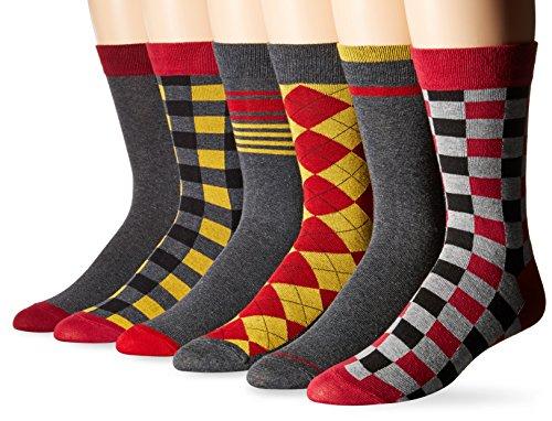 Ben Sherman Six Pack Phillip Socks