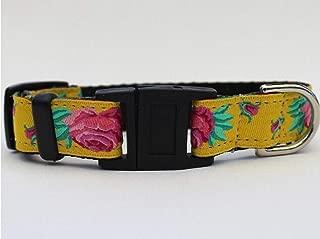 product image for Diva-Dog ~ Surf Cat 'Spanish Rose' Break-Away Cat Collar