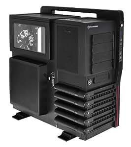 Thermaltake LEVEL 10 GT Super Gaming Modular Full Tower Computer Case - VN10001W2N Black
