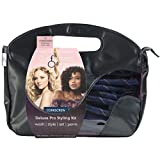 Curlformers Deluxe Range Styling Kit Corkscrew Curls for Long Hair by Hair Flair
