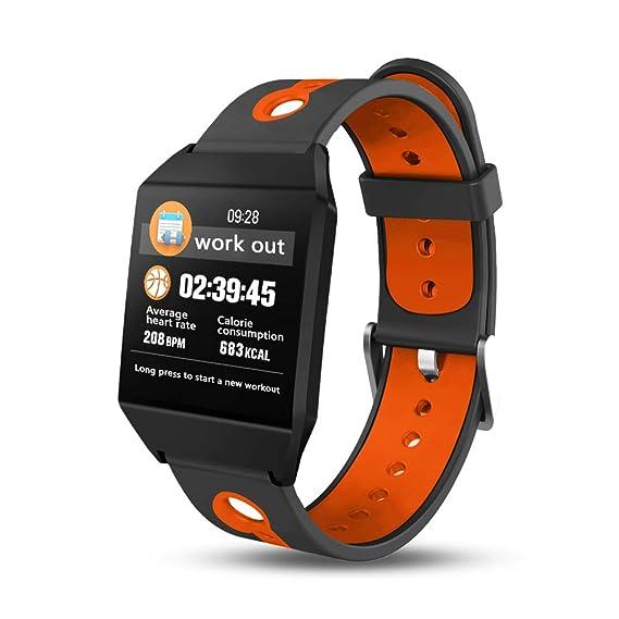 "Sinbeda Bluetooth Smart Watch GPS Smartwatch 1.3"" Relogio Reloj Inteligente OBlood Heart Rate Monitor Pedometer"