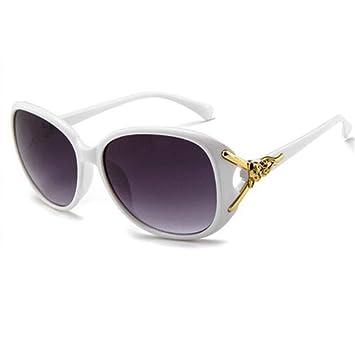 CCGSDJ Gafas De Sol De Gran Tamaño Negras para Mujer Gafas ...
