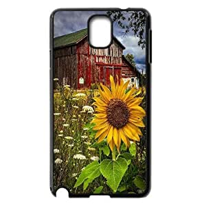 JamesBagg Phone case Sunflowers pattern For Samsung Galaxy NOTE3 Case Cover FHYY414400