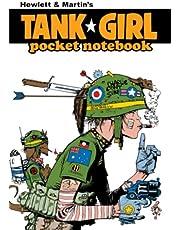 Tank Girl Pocket Notebook