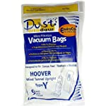 Hoover WindTunnel Upright Type Y Vacuum Bags Microfiltration with Closure – 9 Pack, Compare With Hoover Part # 4010100Y By EnviroCare