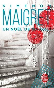 Un Noël de Maigret par Simenon