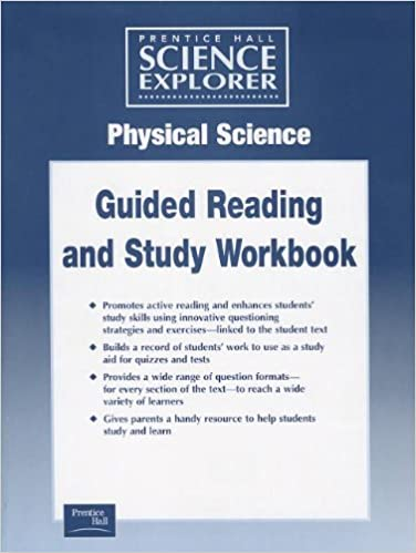 Counting Number worksheets fun chemistry worksheets : Amazon.com: SCIENCE EXPLORER PHYSCIAL SCIENCE GUIDED STUDY ...