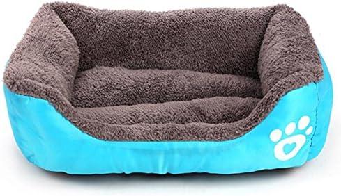 Hung Kai - Cama para perro, alta calidad y cómoda, muchos colores/tamaños, fácil artritis de mascotas y dolor de displasia de cadera, terapéutica y de apoyo ...