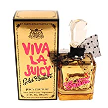 Juicy Couture Gold Couture Eau de Parfum Spray, 3.4 fl. oz.