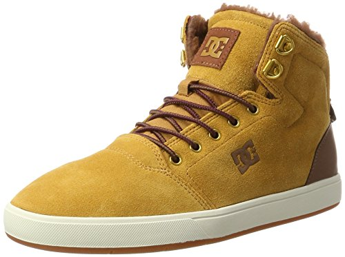 Shoes Crisis Zapatillas Dc Marrón Hombre Wnt Chocolate dk wheat Para High 6SqqwCx