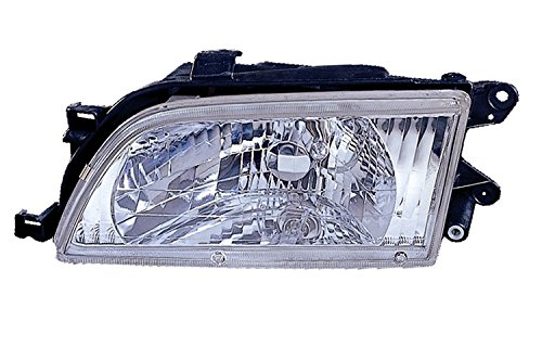 Depo 312-1164L-AS Toyota Tercel Driver Side Replacement Headlight Assembly (Tercel Radiator Replacement Toyota)