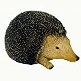 Whole House Worlds Harry, The Garden Hedgehog, Super Cute Outdoor Sculpture, Yard-Art, 6 ¾ inches (17 cm) For Sale