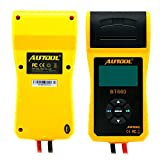 Autool BT660 Car Battery Tester Automobile Charging Cranking Test Tool With Built-in Printer Function Multi-Language