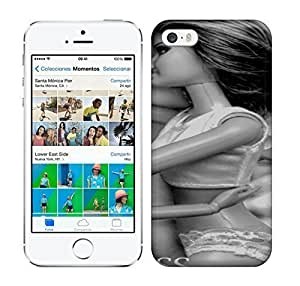 Best Power(Tm) HD Colorful Painted Watercolor The Girl Creative Collage Art Barbie Lesbian Kiss Hard For HTC One M9 Phone Case Cover