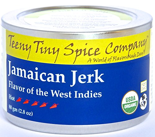 Teeny Tiny Spice Co of Vermont Organic Jamaican Jerk, 2.8 ()