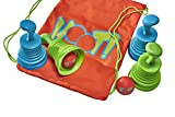 SeaTurtle Sports HOOT! Scoop Ball Toss Game Set