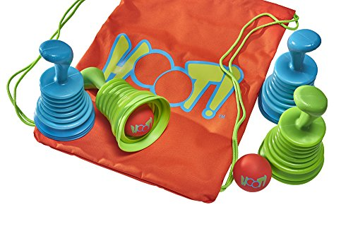 SeaTurtle Sports HOOT! Scoop Ball Toss Game Set by SeaTurtle Sports