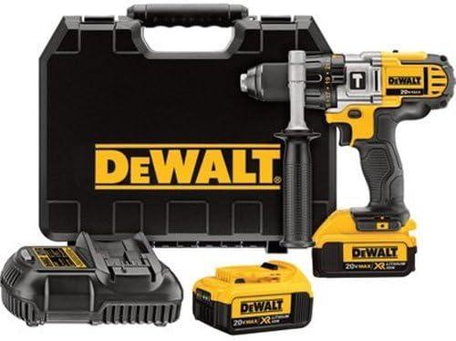DEWALT 20V MAX Hammer Drill Kit DCD985M2