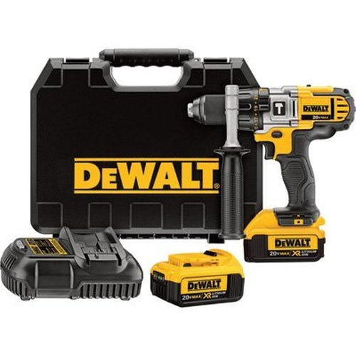 DEWALT DCD985M2 20V MAX Lithium-Ion Premium Hammerdrill Kit Review