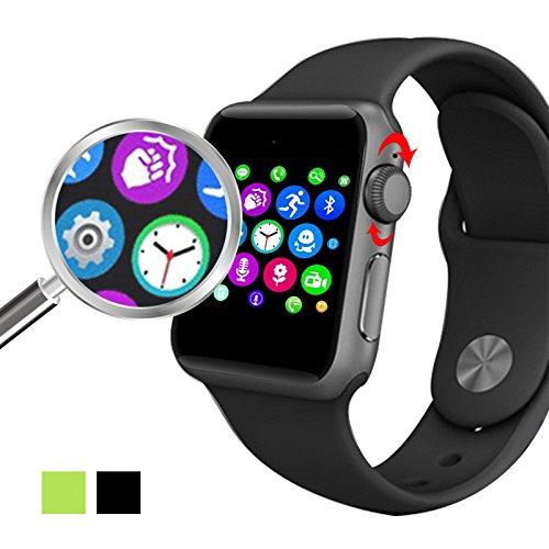 Ayuda de la pantalla ARBUYSHOP Lemfo LF07 inteligente Reloj ...
