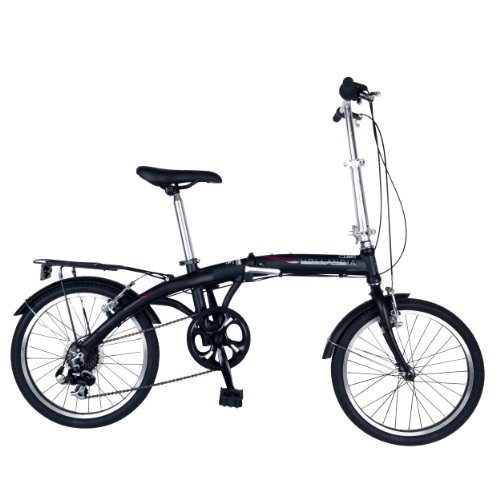 Cycle Force Hollandia Amsterdam 7 Folding Bike, 20 inch W...
